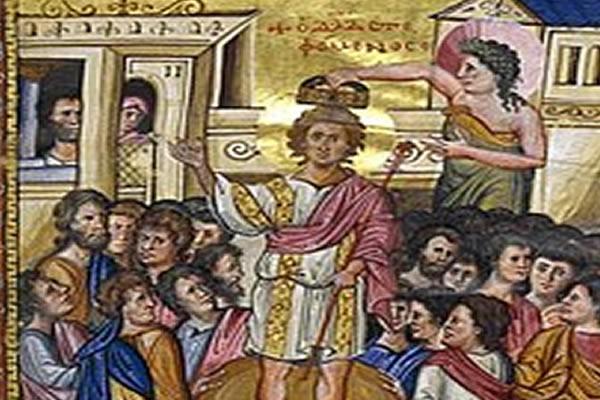 Os reis de Israel no antigo testamento